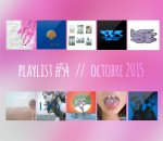 Playlist #52 : Diiv, Francis Lung, Kelela, Lust for Youth, etc.