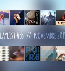 Playlist #55 : Yanis, L'imperatrice, Jennylee, Splashh, etc.