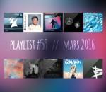 Playlist #59 : Jan Blomqvist, The Blaze, Paradis, Camp Claude, etc.