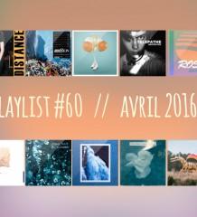 Playlist #60 : Rendez-Vous, Abra, Telepathe, Liss, etc.