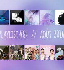 Playlist #64 : Palmistry, Crystal Castles, Beach Baby, Benagle, etc.