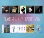 Playlist #75 : Trentemøller, Toro Y Moi, Smerz, Washed Out, etc.