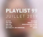 Playlist 99 : Jai Paul, Bon Iver, Goth Babe, etc.