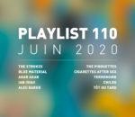 Playlist 110 : The Strokes, Ian Isiah, Chiloo, etc.