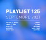 Playlist 125 : Tinashe, Eyedress, Kanye West, Aaliyah, Saaphyra, etc.