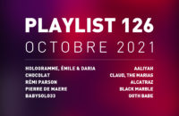 Playlist 126 : Rémi Parson, Pierre de Maere, Aaliyah, Babysolo33, etc.